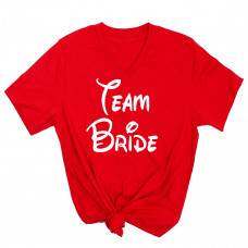Magical Team Bride V-Neck
